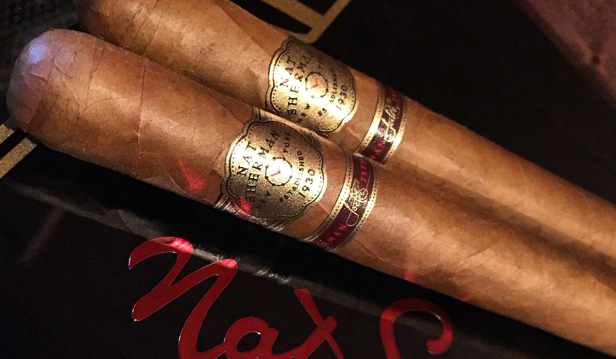 75th Anniversary Nat Sherman Limited Edition Review
