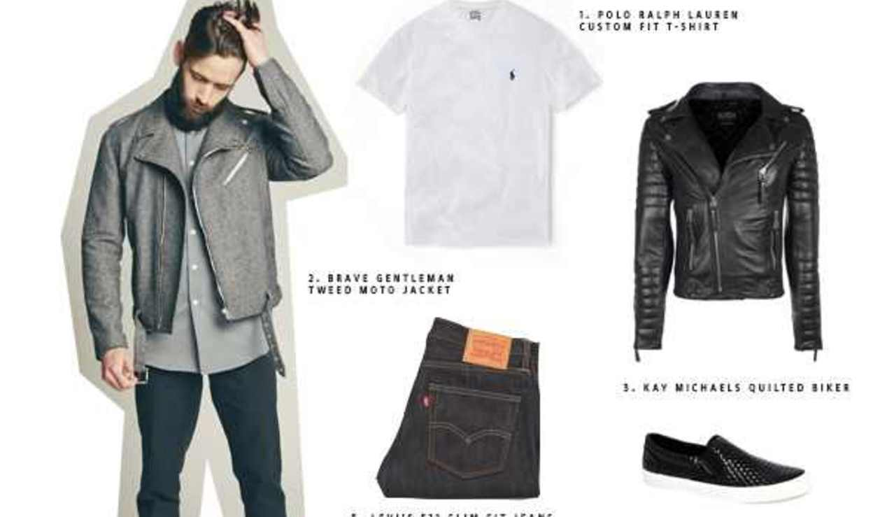Style | The Biker Jacket
