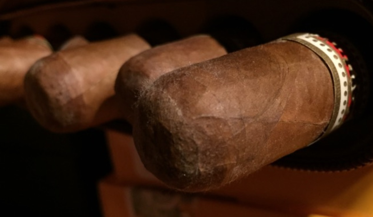 Identifying a Plumed Cigar
