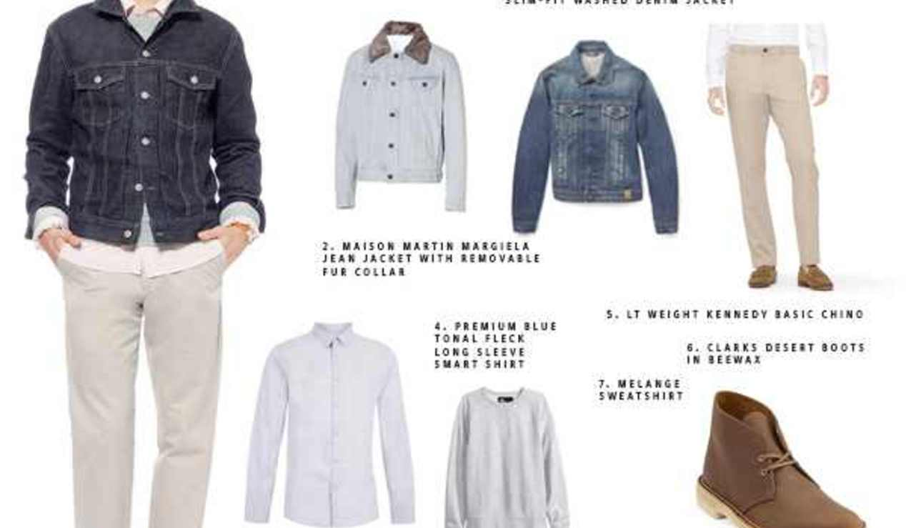 Style | The Jean Jacket