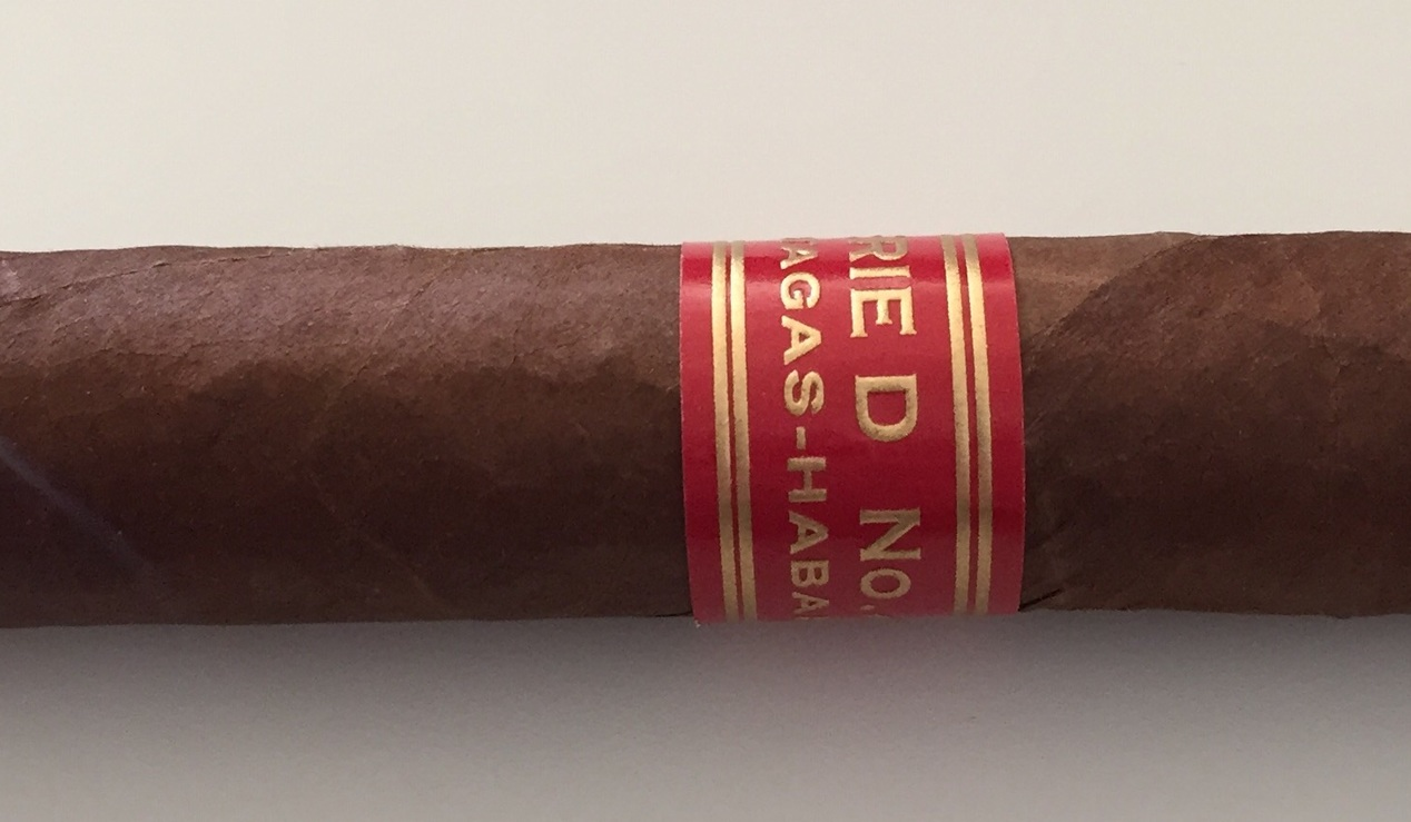 Partagas Serie D No 4  Cigar Review