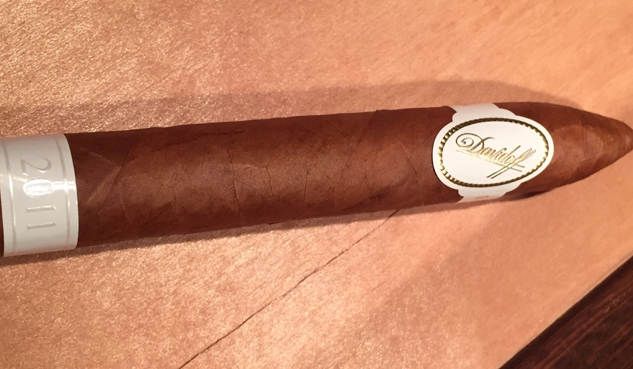 Davidoff 2011 White Edition
